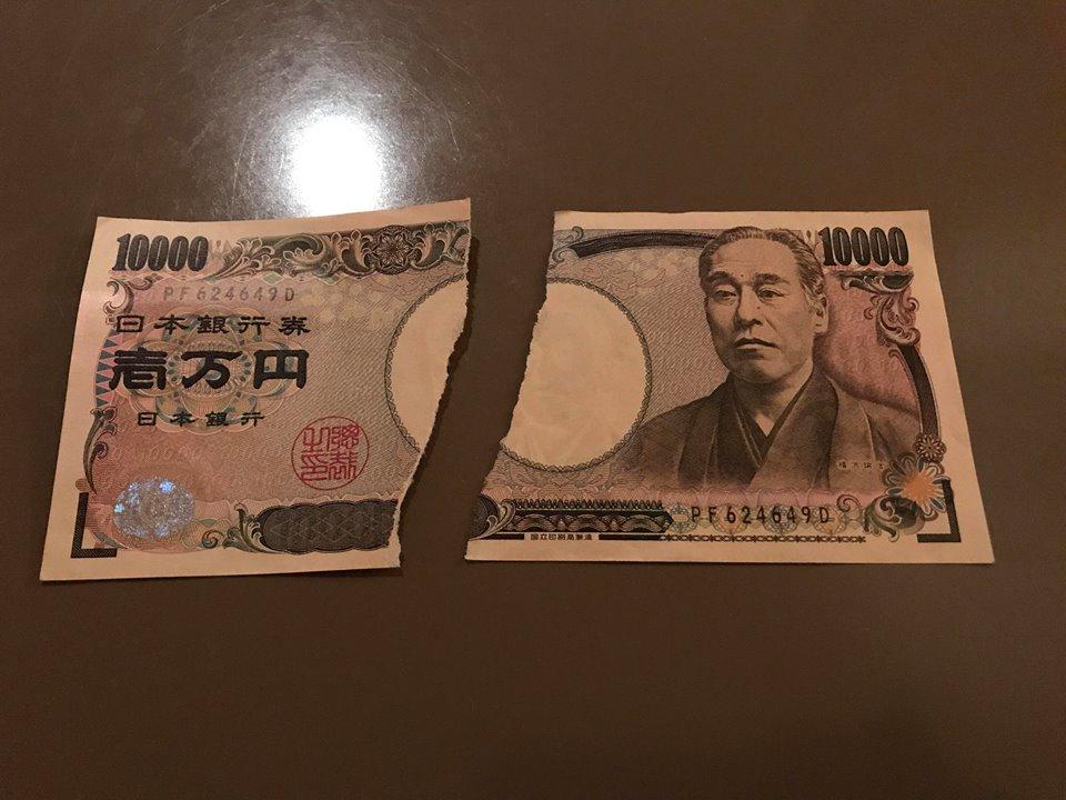 1000円仕入れ⇒4万円販売のぶっ壊れ利益率。