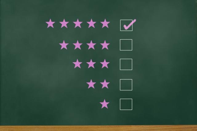 Amazonの評価を上げる簡単な方法!せどりで良い評価を集めよう